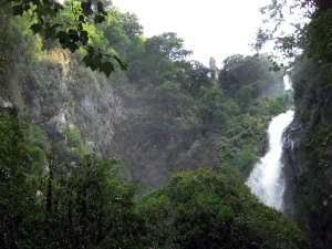Tulimán Waterfall