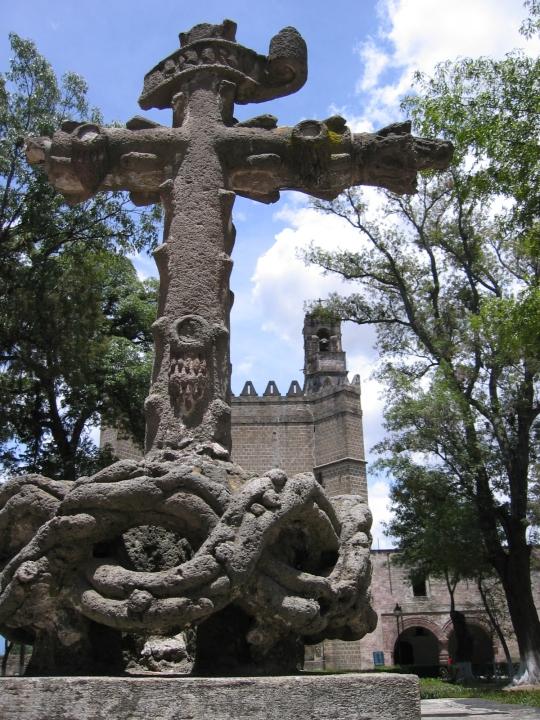 Ex-convent in Huejotzingo