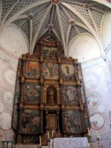 The retablo