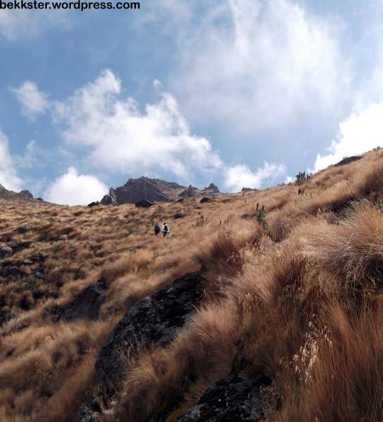 Izta trail
