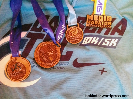 Some yearly races in Puebla: the Mistertennis Duathlon, the Mistertennis 13k race in Atlixco, the City of Puebla's Marathon, Half-marathon, 10k and 5k races, and the Mistertennis Father's Day Half-Marathon.