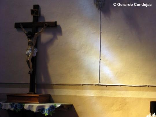 Another church, Capilla de Indios, in Cholula.